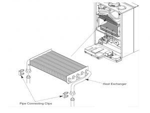 heat exchanger 60