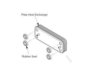 plate heat exchanger 81